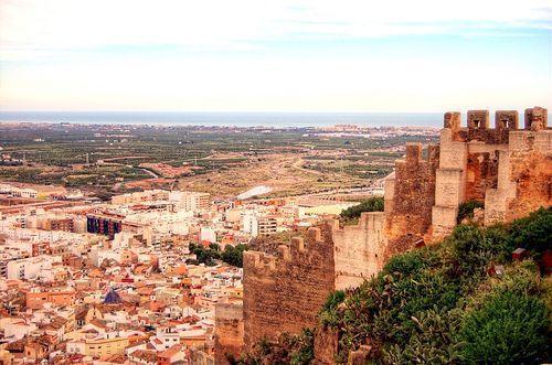 Pueblos históricos en Valencia