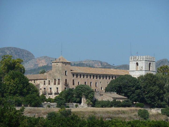 Ruta monasterios valencia senderismo